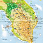 Cartina Spiagge Puglia Salento.Vivi Il Salento Alvino Bed And Breakfast